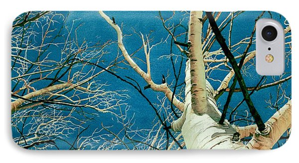 IPhone Case featuring the painting Standing Ovation 2 by Barbara Jewell