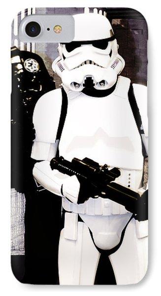 Star Wars Stormtrooper  IPhone Case