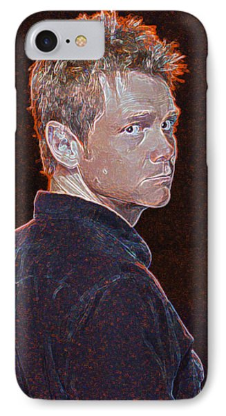 IPhone Case featuring the photograph Steven Curtis Chapman by Don Olea