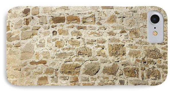 Stone Wall Phone Case by Matthias Hauser