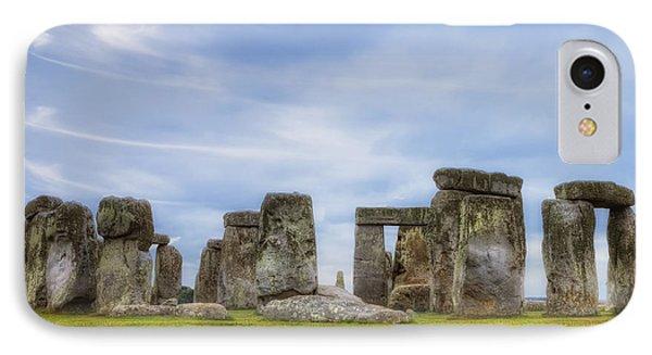 Stonehenge IPhone Case by Joana Kruse