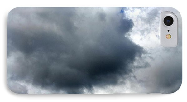 Storm Clouds Phone Case by J McCombie