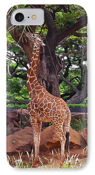 Stretching It IPhone Case by Michele Myers
