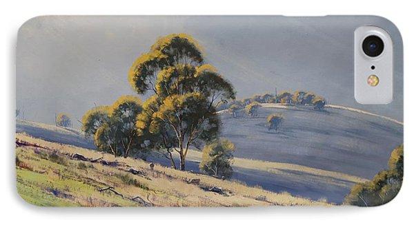 Summer Landscape IPhone Case by Graham Gercken