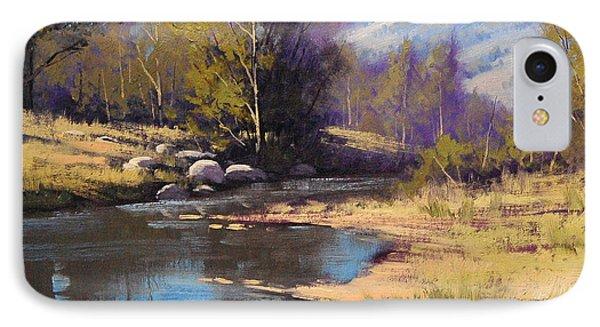 Summer River IPhone Case by Graham Gercken