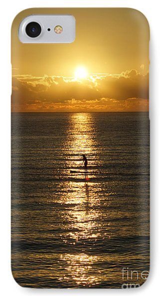 IPhone Case featuring the photograph Sunrise In Florida Riviera by Rafael Salazar