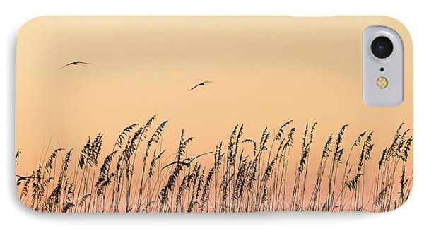 Sunset Flight IPhone Case by JC Findley