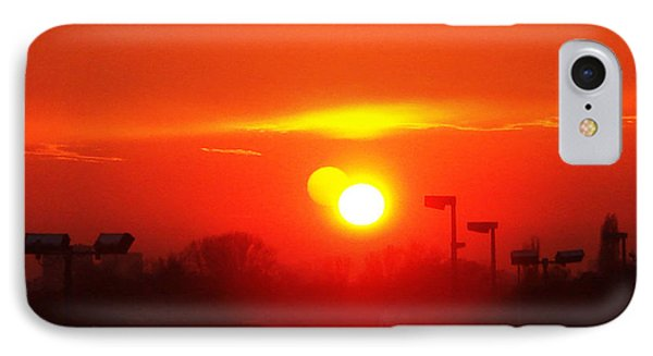 IPhone Case featuring the photograph Sunset by Jasna Dragun