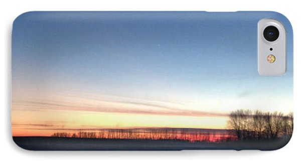 IPhone Case featuring the photograph Sunset. by Sima Amid Wewetzer