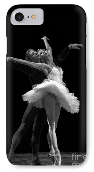 Swan Lake  White Adagio  Russia 3 IPhone Case