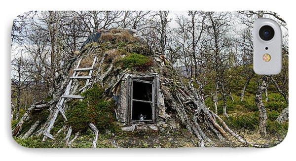 Sweden, Jamtland, Valadalen Nature IPhone Case