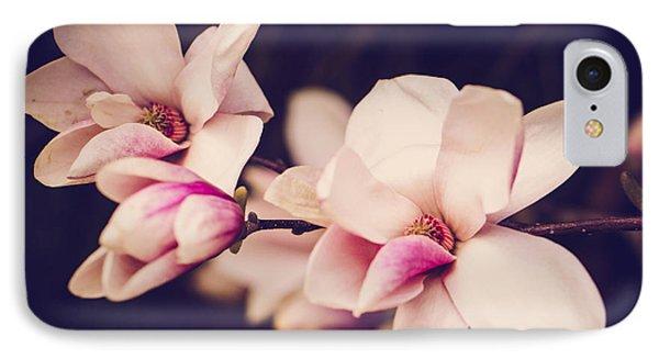 Sweet Magnolia IPhone Case by Sara Frank