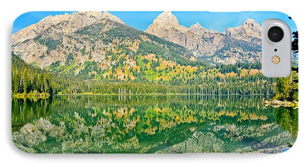 Taggart Lake Phone Case by Greg Norrell