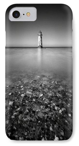 Talacre Lighthouse IPhone Case