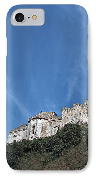 Tarquinia The Walls And The Apse IPhone Case