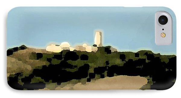 Tarquinia Landscape IPhone Case