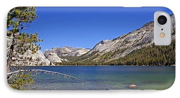Tenaya Lake IPhone Case by Rod Jones