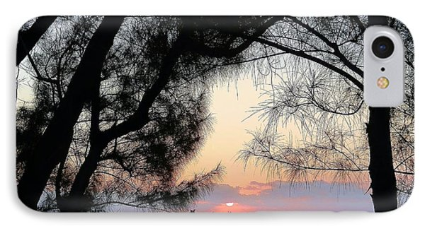 IPhone Case featuring the photograph Tequila Sunrise by Amar Sheow
