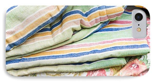 Textiles Sale IPhone Case by Tom Gowanlock