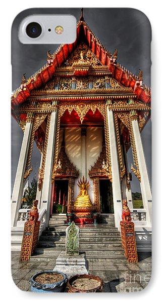 Thai Temple IPhone Case