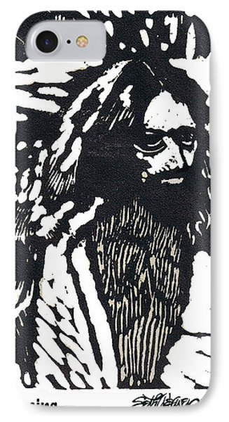 The Blessing Phone Case by Seth Weaver