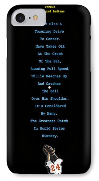 The Catch Phone Case by Ron Regalado