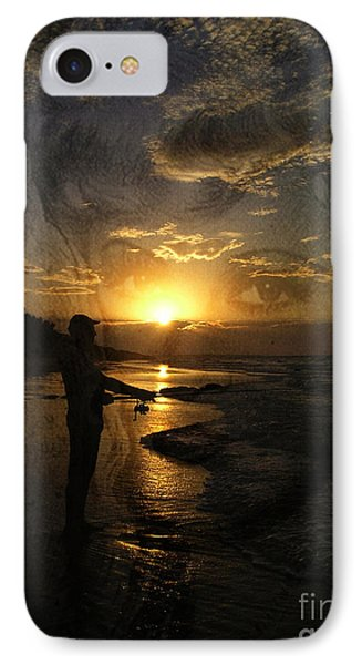 IPhone Case featuring the photograph The Fishing Lure by Megan Dirsa-DuBois