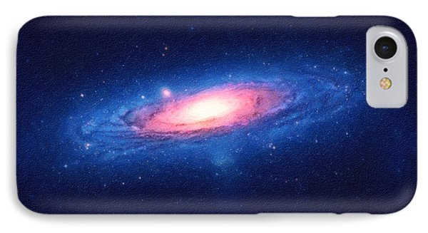 The Galaxy IPhone Case