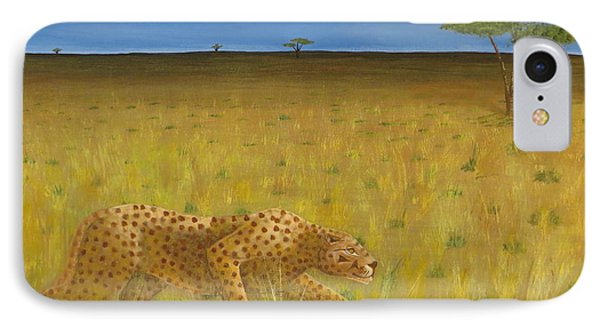 The Hunt IPhone Case by Tim Townsend