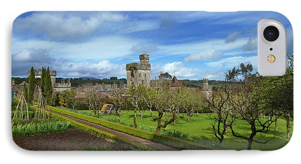 The Jacobean Top Garden,lismore Castle IPhone Case by Panoramic Images
