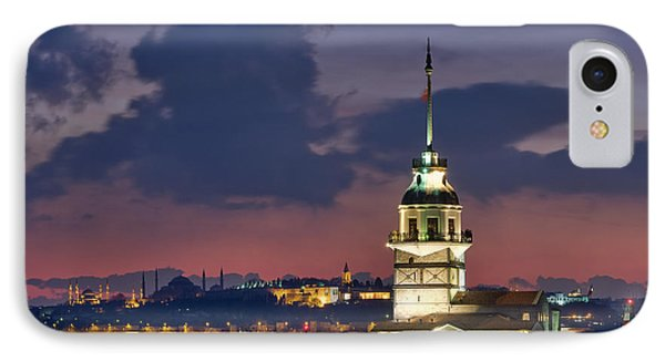 The Maiden's Tower Phone Case by Ayhan Altun