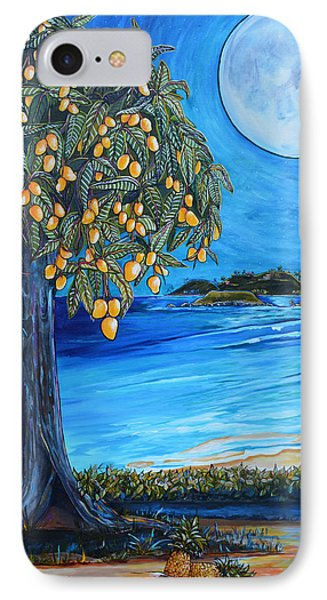 The Mango Tree IPhone 7 Case by Patti Schermerhorn