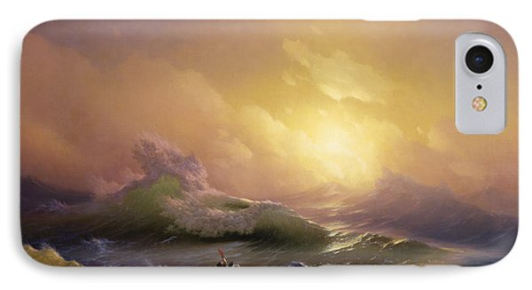 The Ninth Wave IPhone Case by Celestial Images