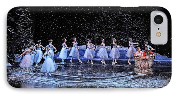 IPhone Case featuring the photograph The Nutcracker by Bill Howard