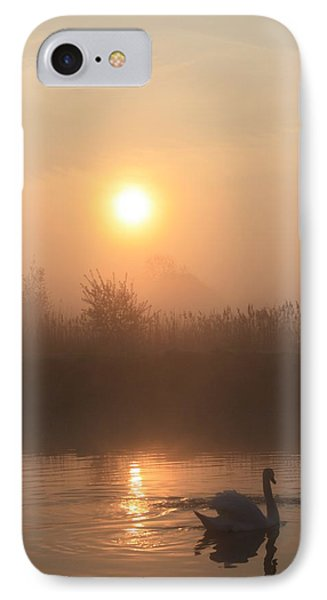 The Peace Of Dawn IPhone Case by Linsey Williams