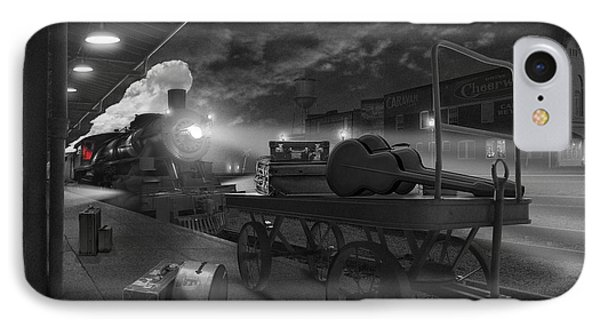 The Station IPhone Case by Mike McGlothlen