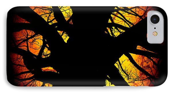 The Tree Of Knowledge IPhone Case