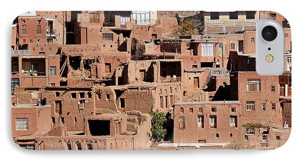 The Village Of Abyaneh In Iran Phone Case by Robert Preston