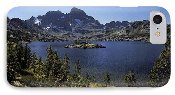Thousand Islands Lake And Mt. Davis IPhone Case