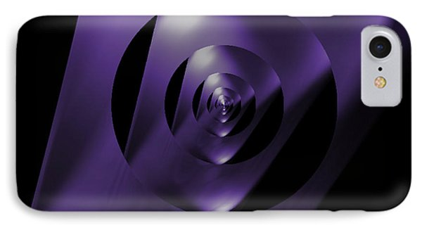 Through The Looking Glass Phone Case by Luther Fine Art