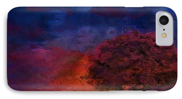 Through The Mist Phone Case by Jack Zulli