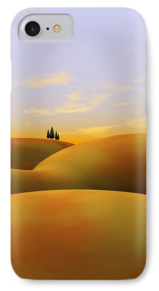 Toscana 3 IPhone Case by Cynthia Decker