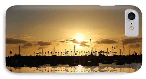 Tranquility IPhone Case by Kevin Ashley