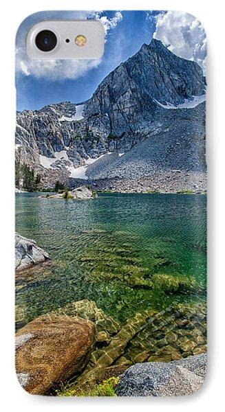 Treasure Lakes IPhone Case