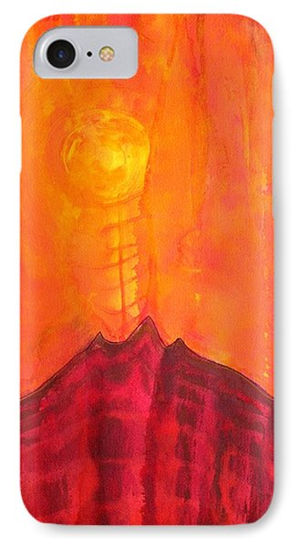 Tres Orejas Original Painting Phone Case by Sol Luckman
