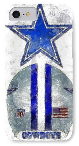 True Blue IPhone Case by Carrie OBrien Sibley