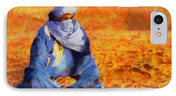 Tuareg 2 Phone Case by George Rossidis