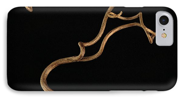 Twisty Nature Phone Case by Claudio Bacinello
