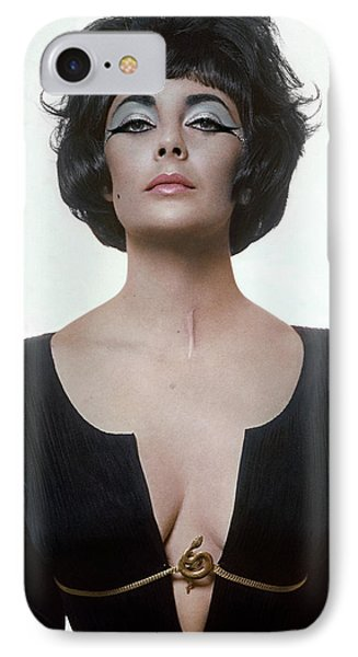 Vogue January 15th, 1962 IPhone Case by Bert Stern