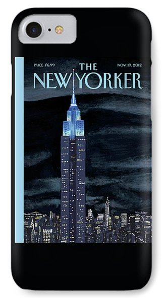 New Yorker November 19th, 2012 IPhone 7 Case